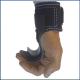 Тяга для рук с крюком Jet Sport кожа 2587
