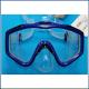 Маска ISEA CORAL прозрачный силикон