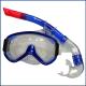 Комплект WAVE BEACH (маска+трубка) pvc