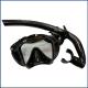 Комплект WAVE FLY+DRY с клапаном (маска/труб)